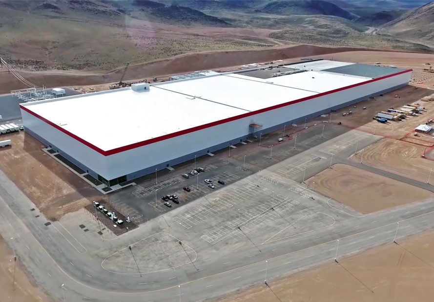 Tesla, Elon Musk, Gigafactory, electric vehicles, lithium-ion batteries, solar panels, solar roof, Model 3