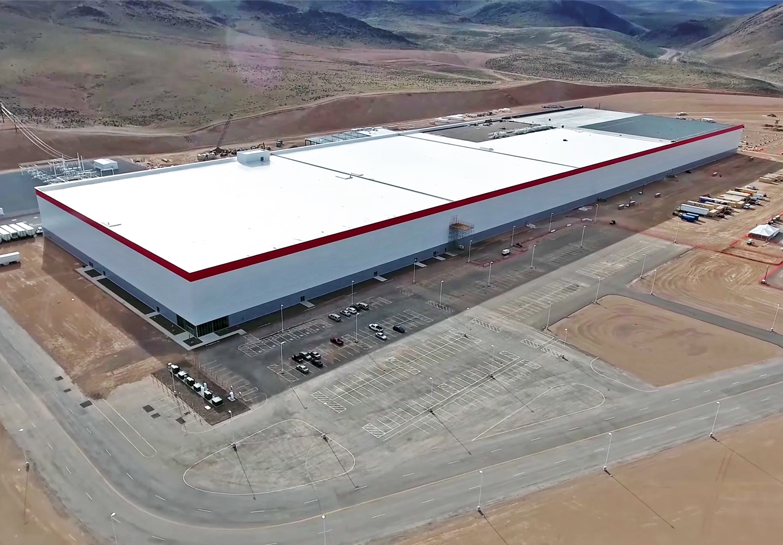 Tesla just announced plans to build up to five Gigafactories