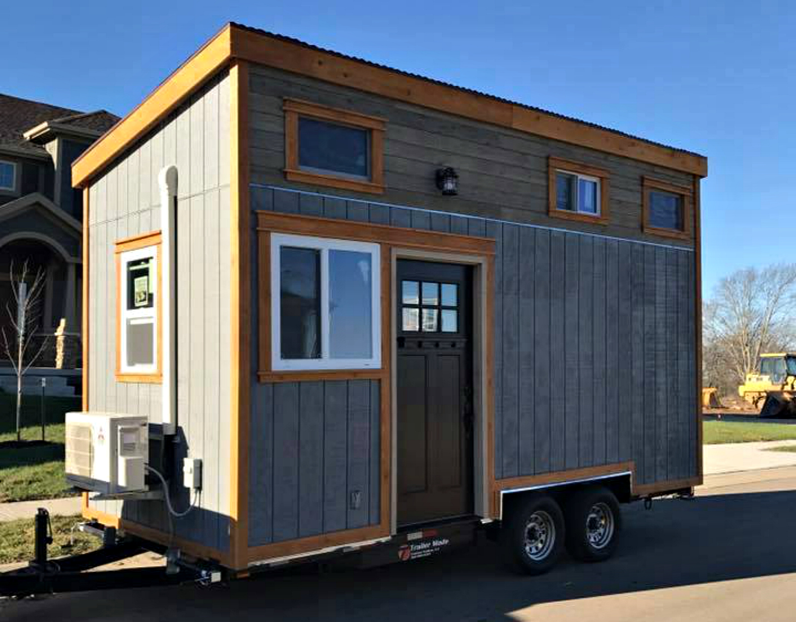 Veterans Community Project Tiny Homes Home For