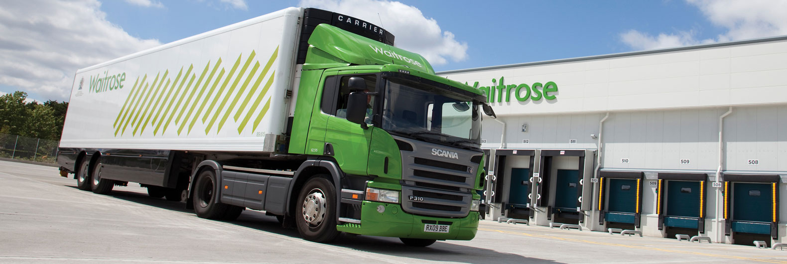 British supermarket chain launches trucks powered by food waste