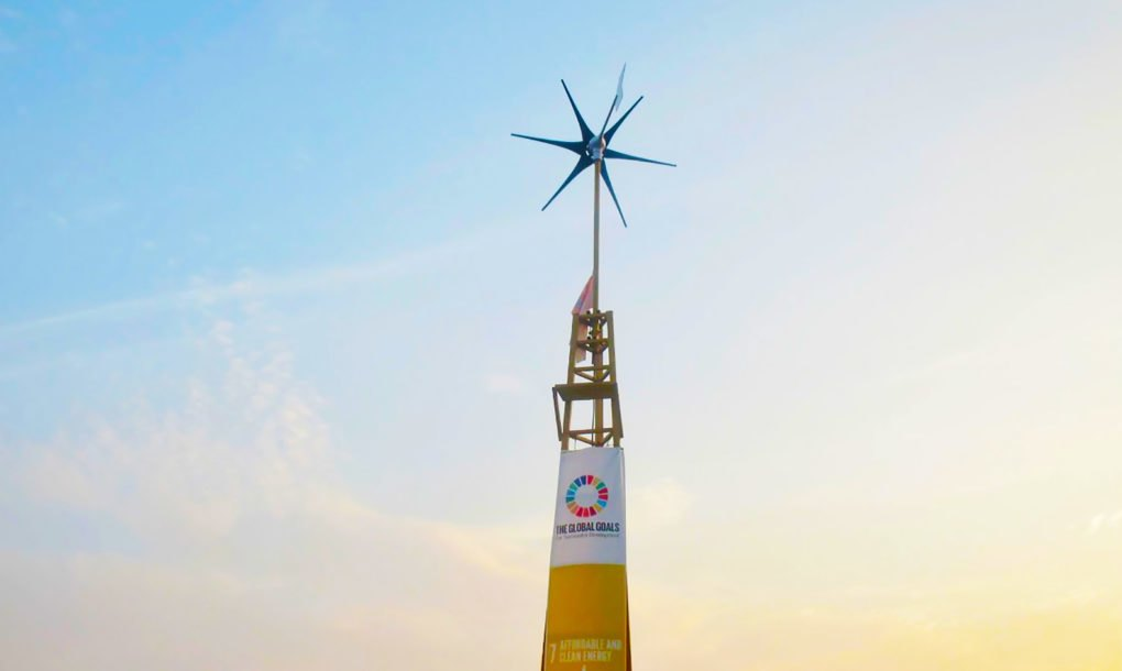 residential wind turbine from india costs as much as an iphone rh inhabitat com