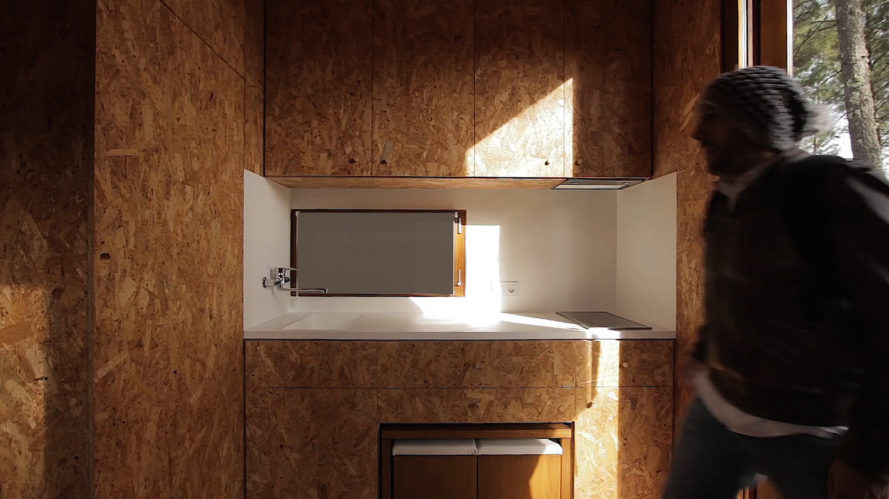 Ecocubo, Ecocubo house, prefabricated cork house, cork architecture, Ecocubo by António Fernandes, cork Ecocubo house, Ecocubo pop up home,