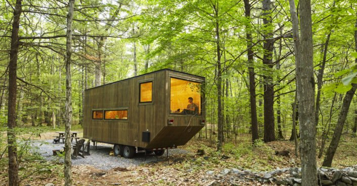tiny house rental startup getaway scores  15 million in
