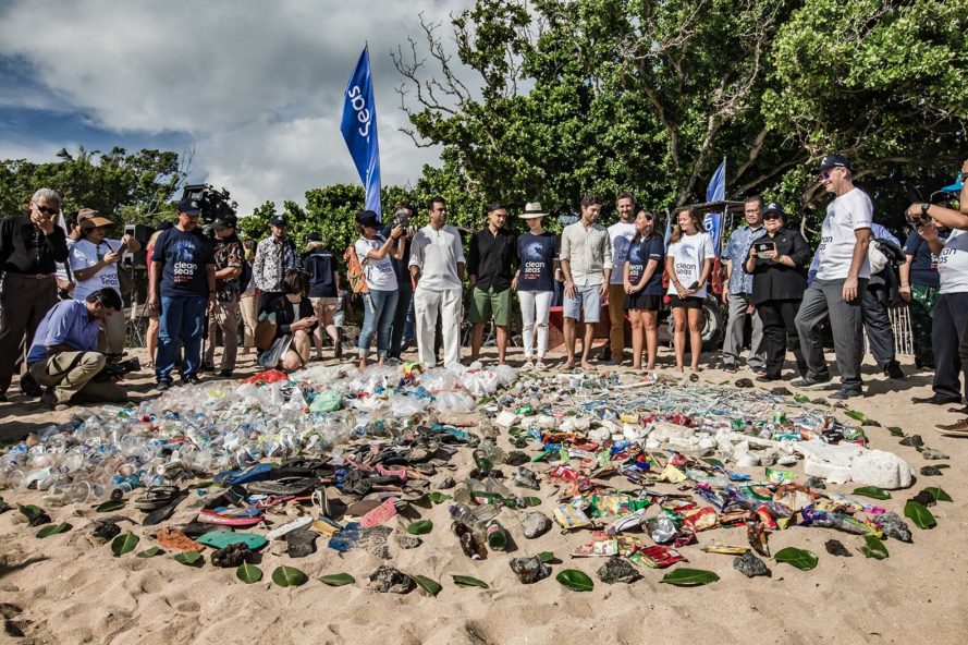 Indonesia, United Nations, United Nations Clean Seas, Clean Seas, plastic, plastic waste, plastic trash, plastic garbage, plastic pollution, pollution, ocean pollution, ocean, oceans, Bali, Coral Triangle, marine ecosystem, marine ecosystems, marine life
