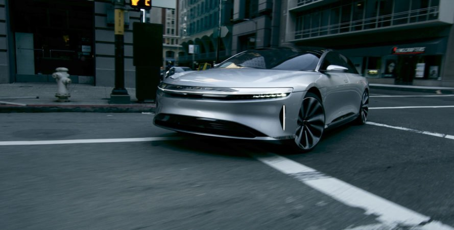 electric car, electric cars, electric vehicles, lucid, lucid air, luxury automobiles, lucid releases price for new electric car, lucid's electric car priced at $60000