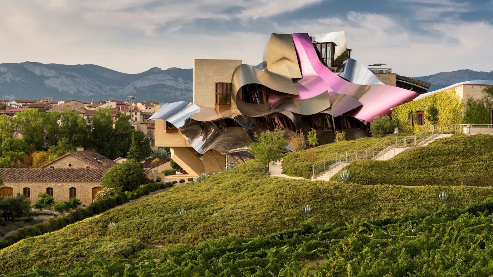 Image result for Four Wineries Bringing New Energy and New Design to Napa Valley