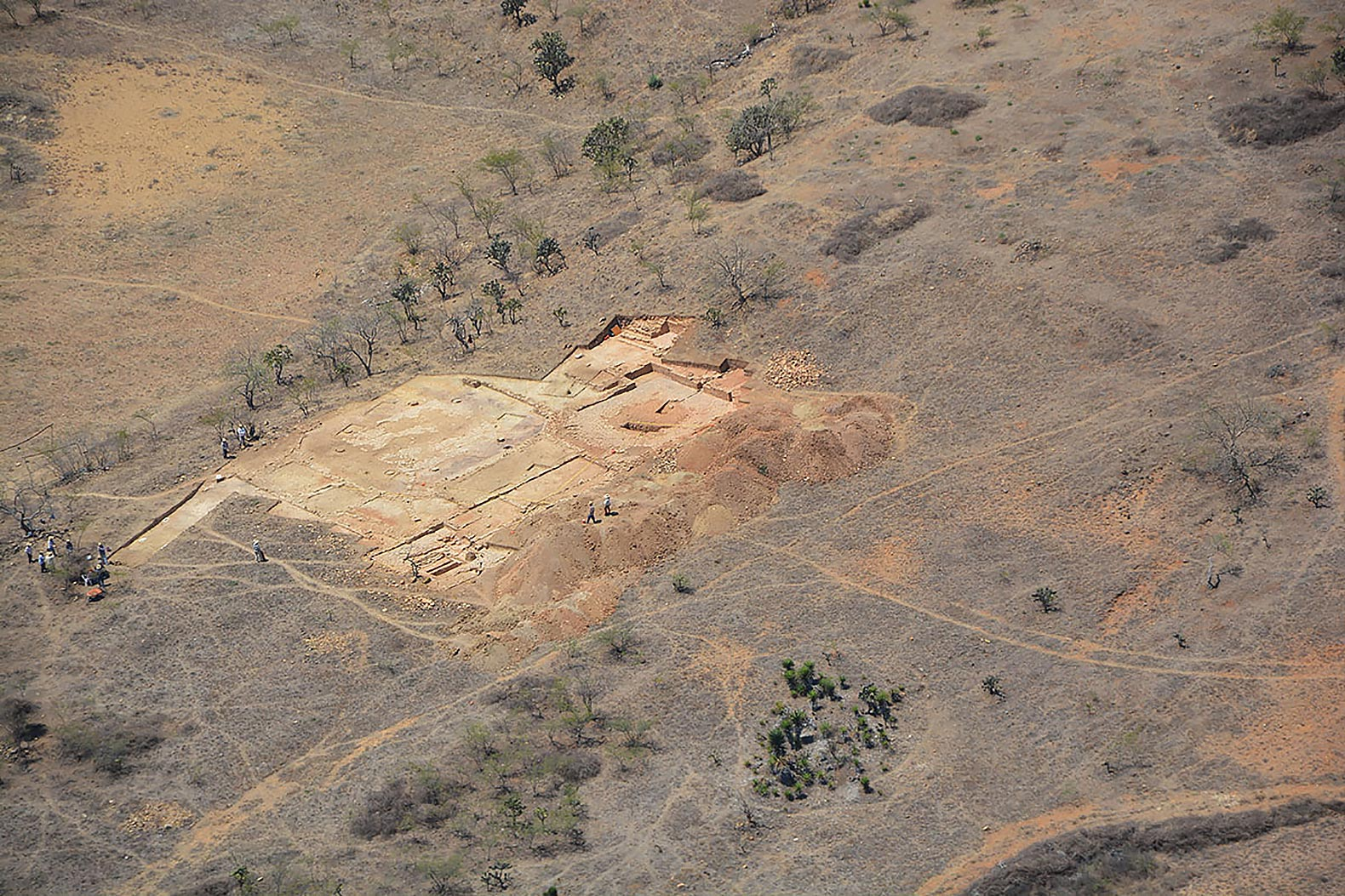 2,000-year-old pre-Aztec ancient palace complex found in Mexico