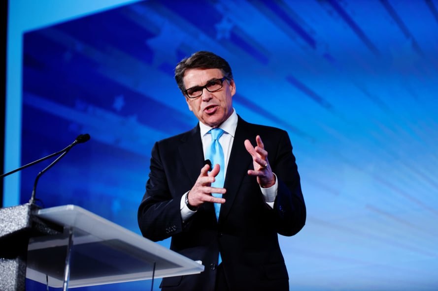 Rick Perry, Perry, Energy Department, Department of Energy, Energy Secretary, Secretary of Energy, Trump cabinet, cabinet, Trump administration, Donald Trump, Trump, President Donald Trump, President Trump, energy, energy policy, science, national laboratory, national laboratories, nuclear weapon, nuclear weapons, politics, government, policy