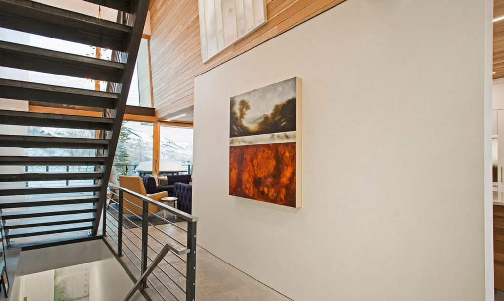 Axis Architects designs stunning mountain passive house in Utah with ...