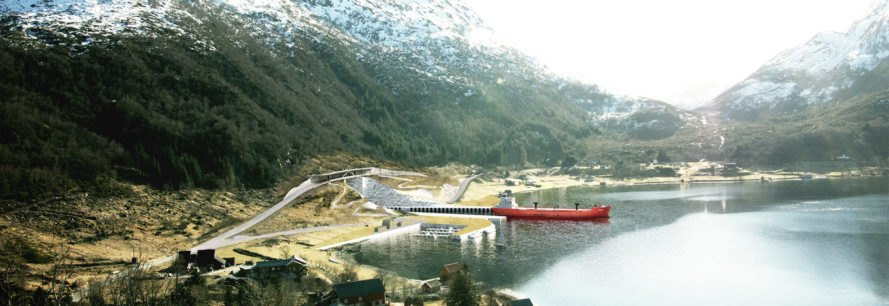 Stad Ship Tunnel, Norwegian Coastal Administration, Snøhetta, Norway, Stadhavet Sea, tunnel, tunnels, ship tunnel, ship, ships, Selje, Moldefjord, architecture, infrastructure, design, tunnel design