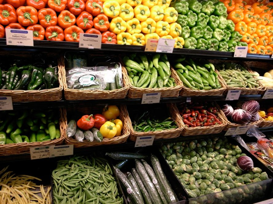 Food Banks of Quebec, Supermarket Recovery Program, Quebec, Canada, supermarket, supermarkets, grocery store, grocery stores, food waste, food, poverty, food bank, food banks, produce