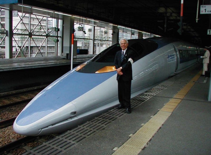 biomimicry, bullet train, design by nature, transportation