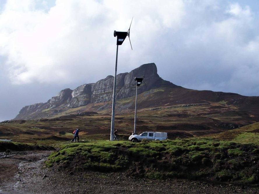 renewable energy, scotland, eigg, wind power, hydroelectric, solar power, off grid, community energy