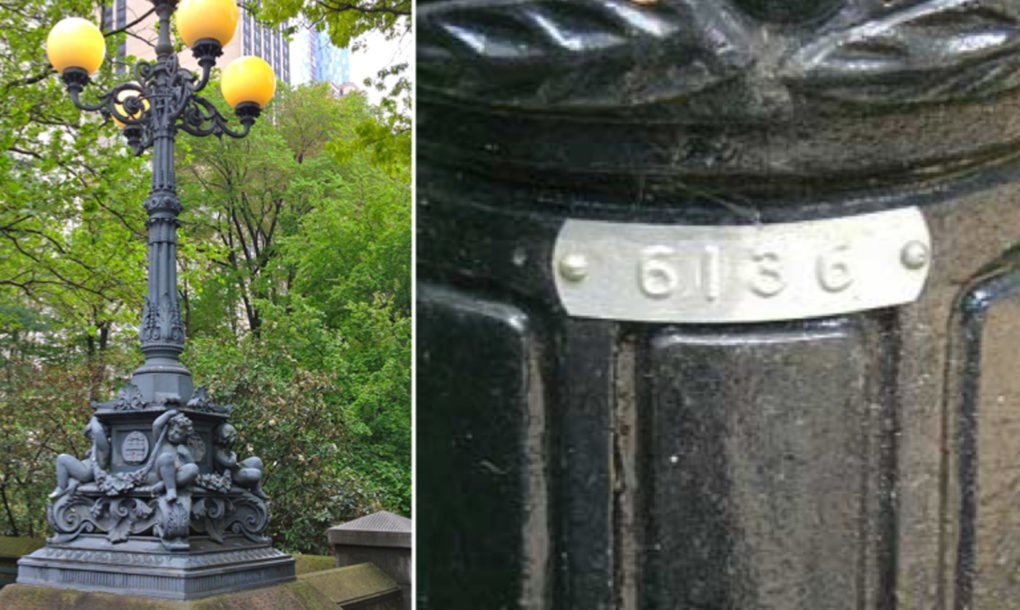 The Meaning Behind The Mysterious Numbers On Central Park