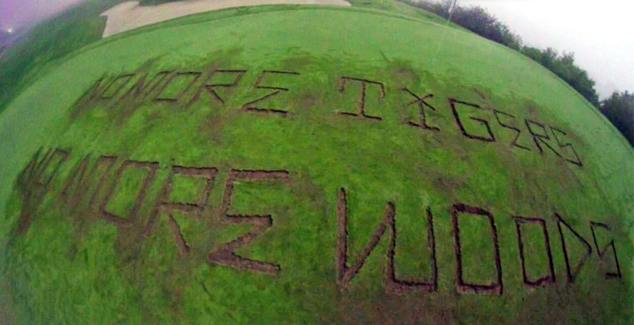 donald trump, trump golf course, trump national golf club, civil disobedience, vandalism, activism, environmental activists, environmental policy, los angeles