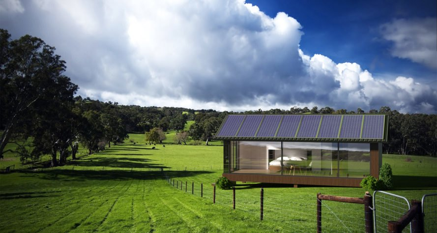 PassivDom, 3d-printed homes, off-grid living, off-grid homes, modular homes, home automation, green architecture, water filtration, heat recovery, solar power, zero carbon