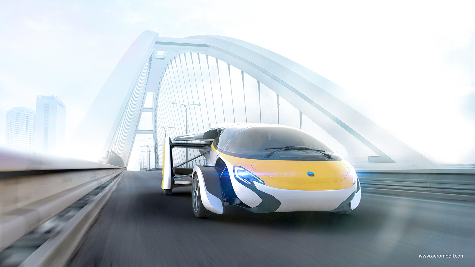 AeroMobil is launching a flying car that you can actually buy this year