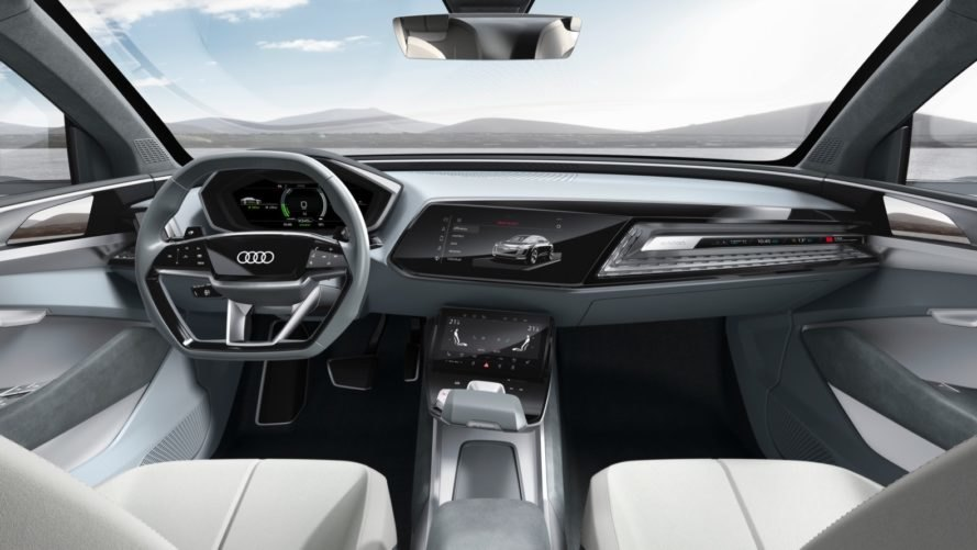 Audi Confirms Plans For A Second Electric Suv In 2019