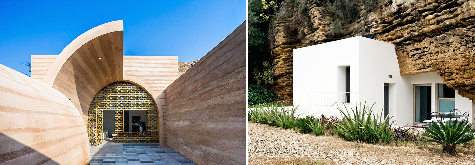 6 cool cave homes that stay comfortable in summer and warm in winter ...