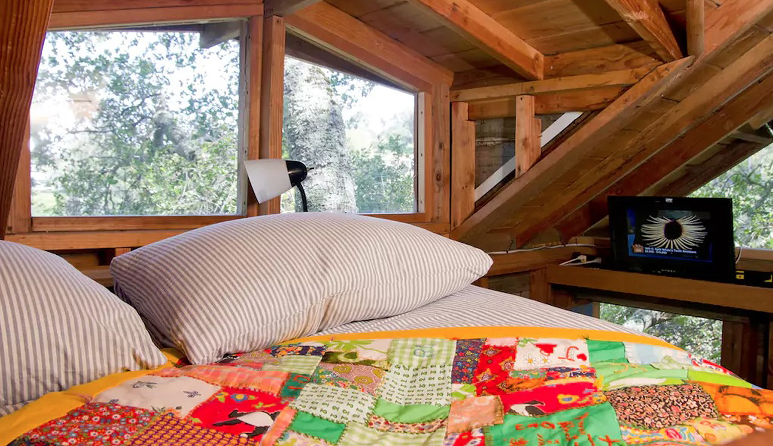 Doug And Lindau0027s Treehouse, Treehouse, Airbnb, San Francisco, Treehouse,  Green Architecture