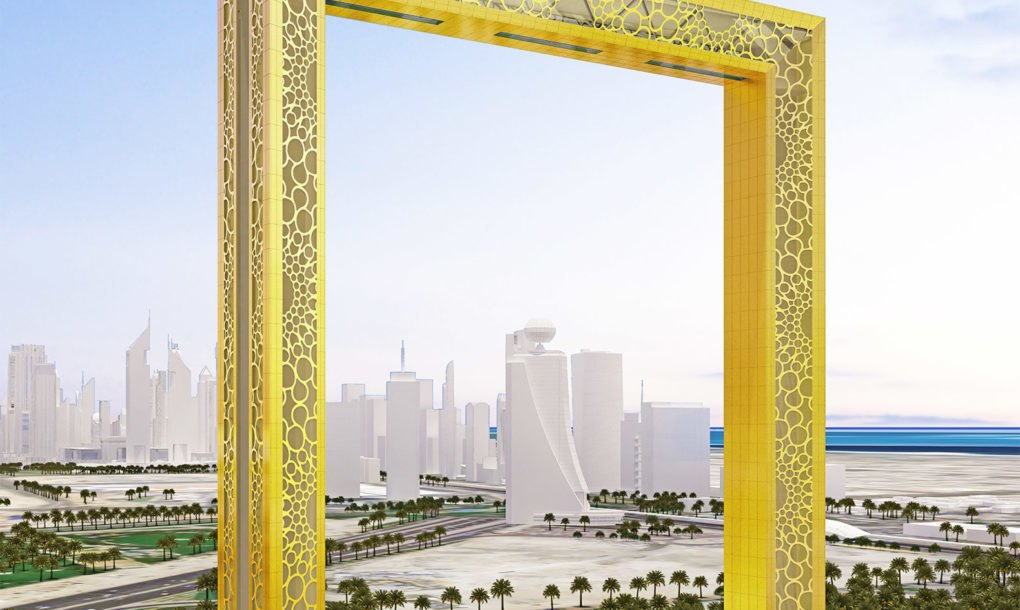 Dubai S Craziest Tower Yet Is The World S Largest Picture