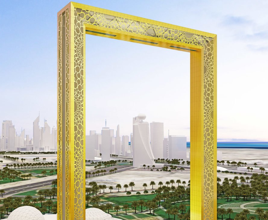 Dubai 39 s craziest tower yet is the world 39 s largest picture for Dubai architecture moderne