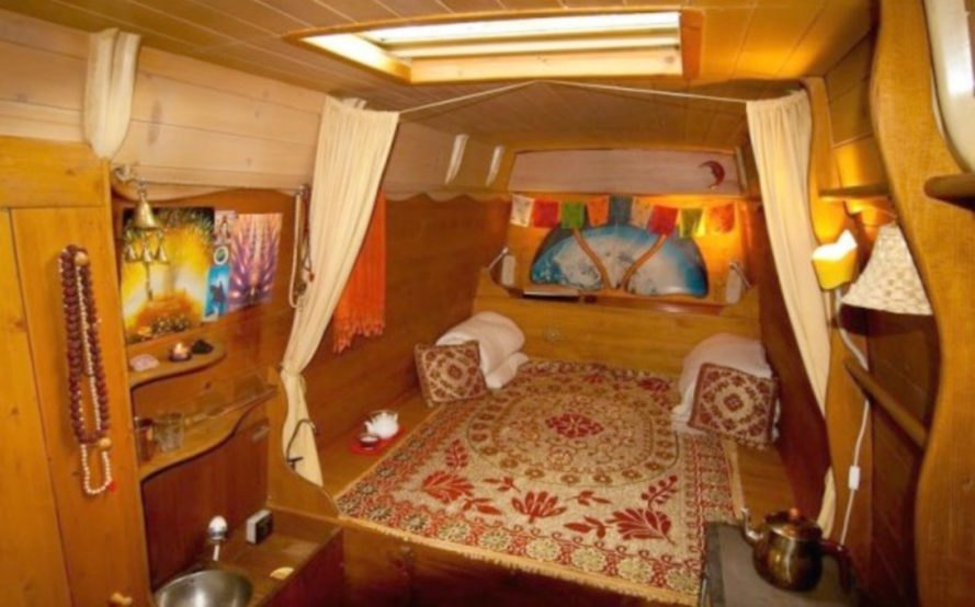 Earthship, Mobile Living, Van Conversion, Custom Van Conversion