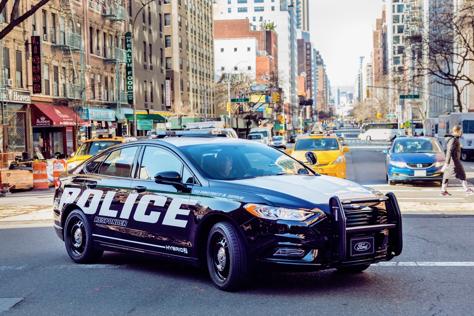 Ford introduces the first-ever hybrid police car & Ford | Inhabitat - Green Design Innovation Architecture Green ... markmcfarlin.com