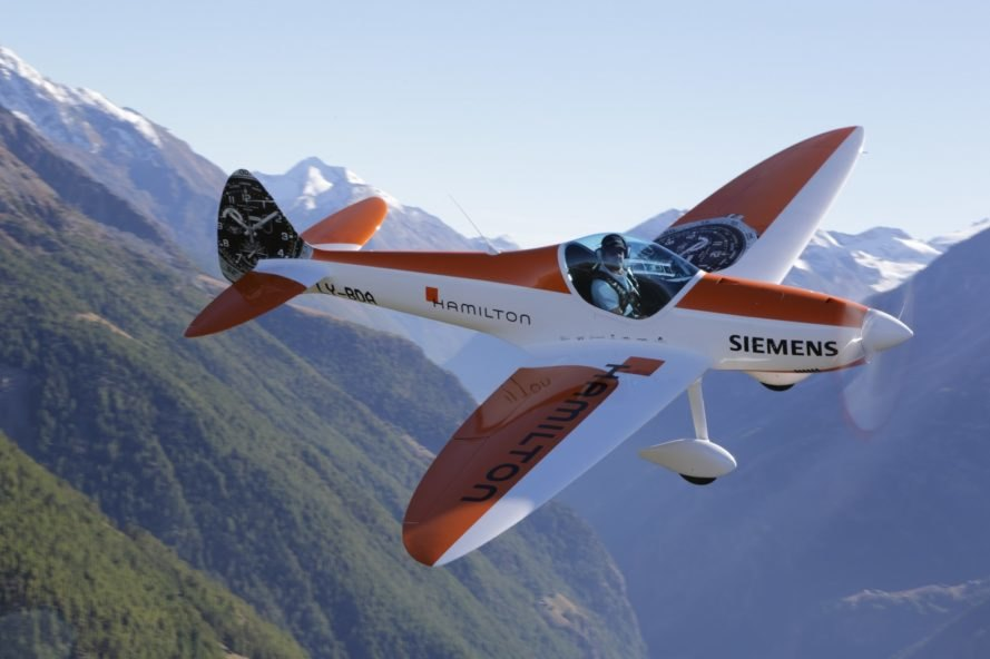 H55, electric aviation, aEro1, Solar Impulse, airplane