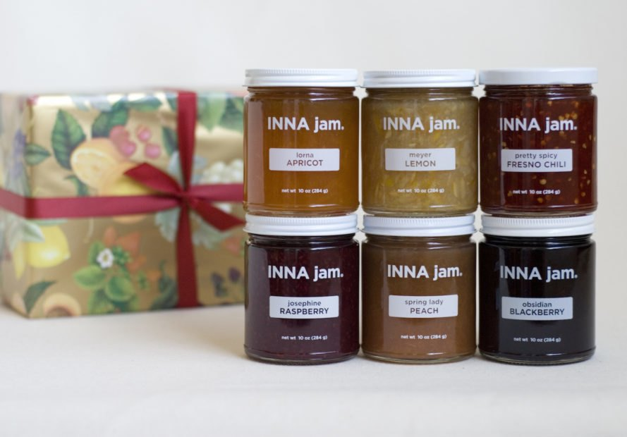 jams, Mother's Day, green mother's day, organic edibles, organic jam