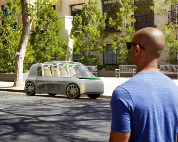 A new car-sharing vision may help ease congestion in metropolitan areas lacking mass transportation options. Cities like New York City and London have a decent public transportation system, but if you've ever tried to commute in a city like Los Angeles, you probably pray for a better way. California's Ideo, a design company, offers one such alternative. Their latest concept looks past major infrastructure programs to an expanded view of the automobile sharing model as a means of reducing all of the negative affects of too many cars on the roads.