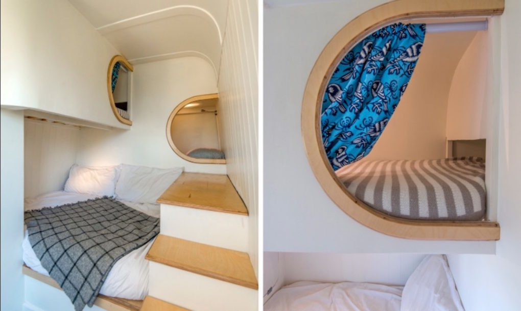 These 8 amazing van conversions will inspire you to ditch for Arredamento per camper