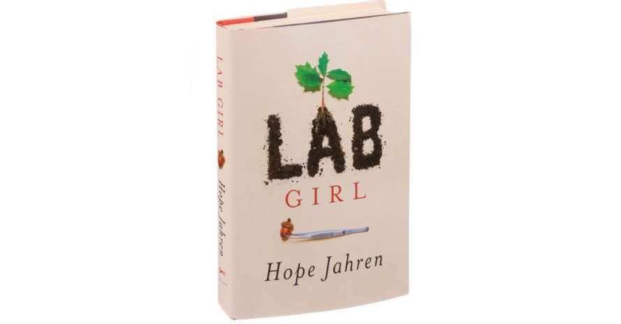 books, green books, Lab Girl, Mother's Day gifts