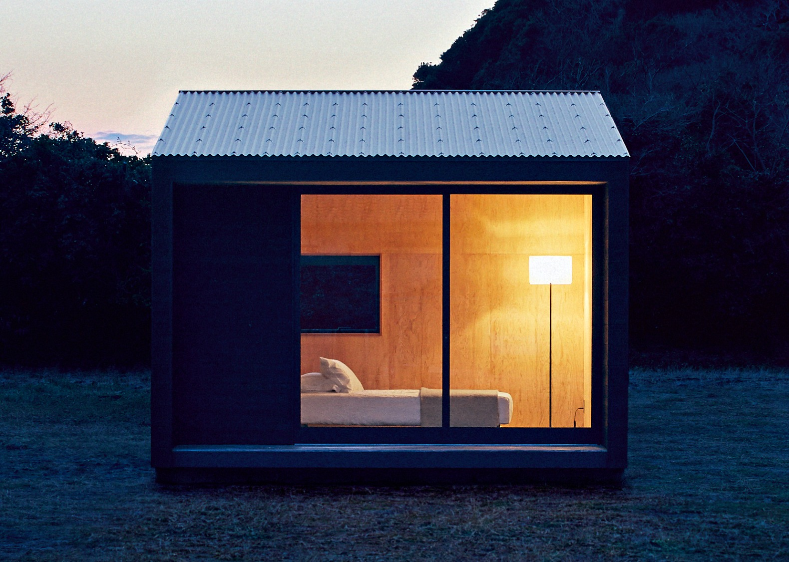 Muji to sell eagerly awaited 27k minimalist tiny homes for Japanese minimalist small house design
