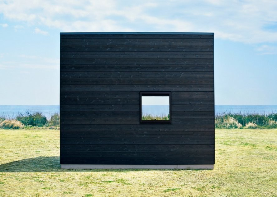 Muji Hut, tiny house, tiny huts, prefab tiny homes, transportable huts, muji cabins, cabin design, timber cabins, tiny homes, tiny cabins, wooden cabins, muji hut prices, muji hut design, japanese cabins, wooden huts, wooden retreats, temporary shelters, minimalist living, minimalist cabins, tiny home living,