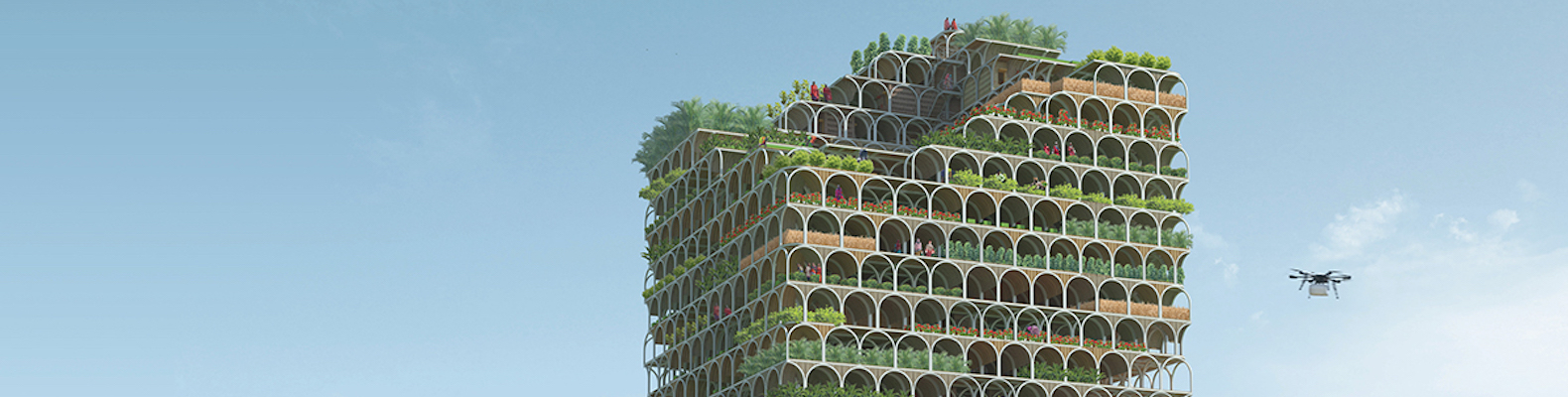 Incredible farming skyscraper could fight poverty and feed the world