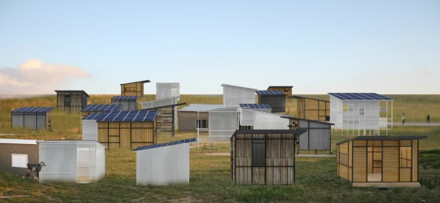 Nof Nathansohn, Bedouin communities, Home Made, affordable homes, digital architecture, green energy, Israeli Bedouin, green design, green building, digital building, architecture software, sustainable design, humanitarian design, temporary structures