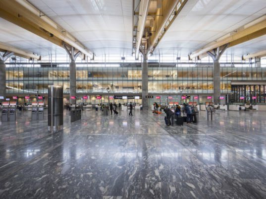 World S Greenest Terminal Opens At Oslo Airport