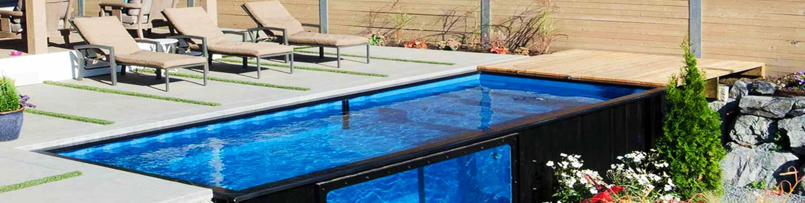 Modpools Turns Shipping Containers Into Amazing Swimming Pools | Inhabitat    Green Design, Innovation, Architecture, Green Building