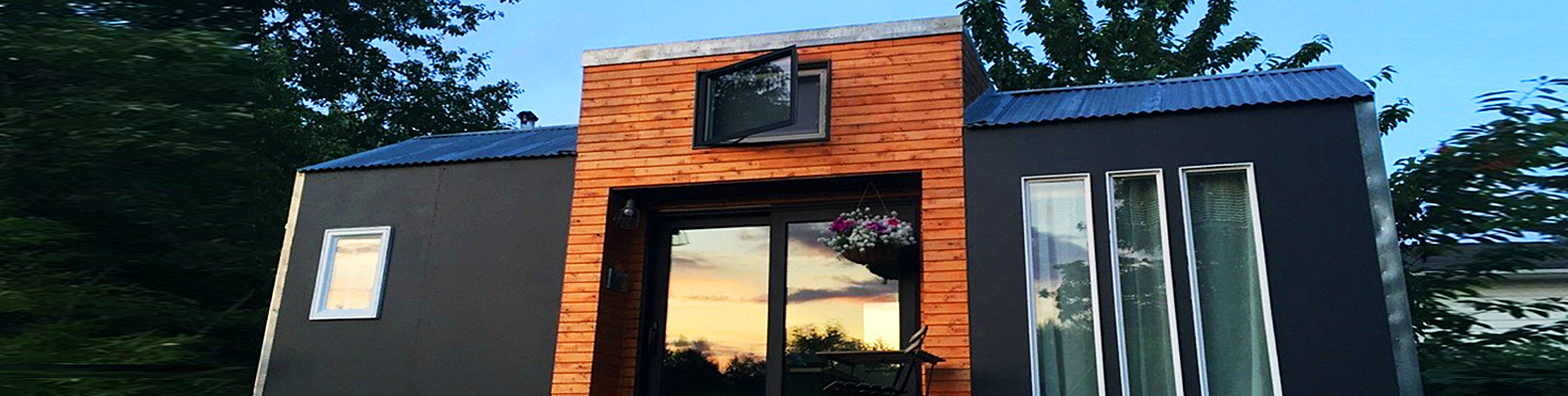 This amazing light-filled tiny house packs big style for just $35k