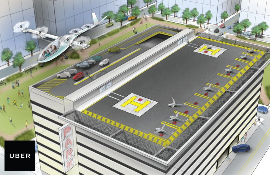 Uber, Uber Elevate, Vertical Take-Off and Landing, VTOL, flying, fly, flying car, flying cars, flying taxi, flying taxis, aviation, air travel, transportation, green transportation, Dallas, Dubai