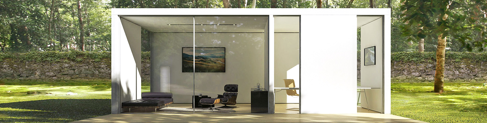 Cover's $50k algorithmic tiny houses are 80% more efficient than conventional homes