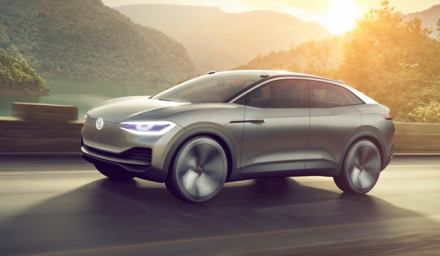 vw, volkswagen, vw i.d. buzz, vw i.d., vw i.d. crozz, shanghai motor show, electric car, vw electric car, green car, electric motor, electric suv, automotive
