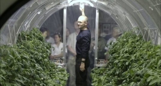 Nasa Unveils Inflatable Greenhouse For Sustainable Farming