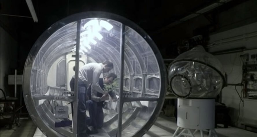 inflatable greenhouse, lunar greenhouse, mars greenhouse, nasa, university of arizona, agriculture, growing food in space, astronauts, space research, space exploration, mars, moon
