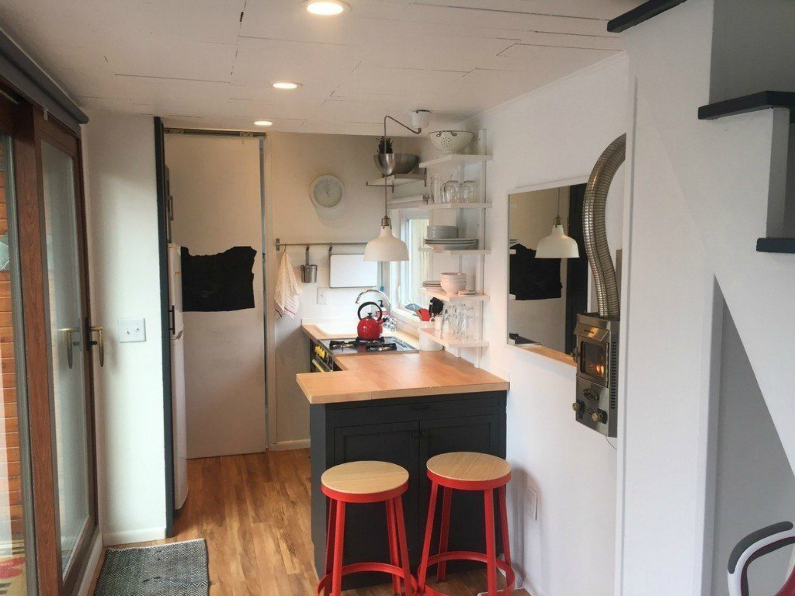 Tiny Home Designs: This Amazing Light-filled Tiny House Packs Big Style For