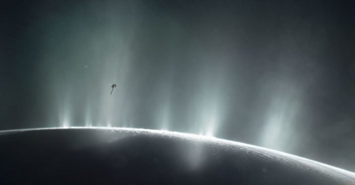 NASA discovers the ingredients for life on one of Saturn's ...