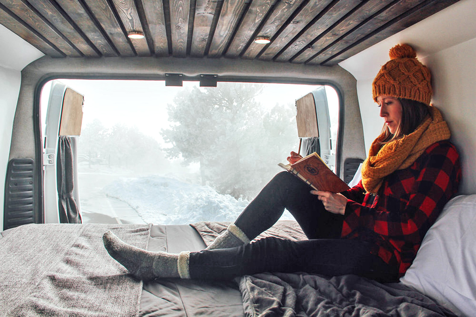 Living Out Of A Van Has Never Looked This Good