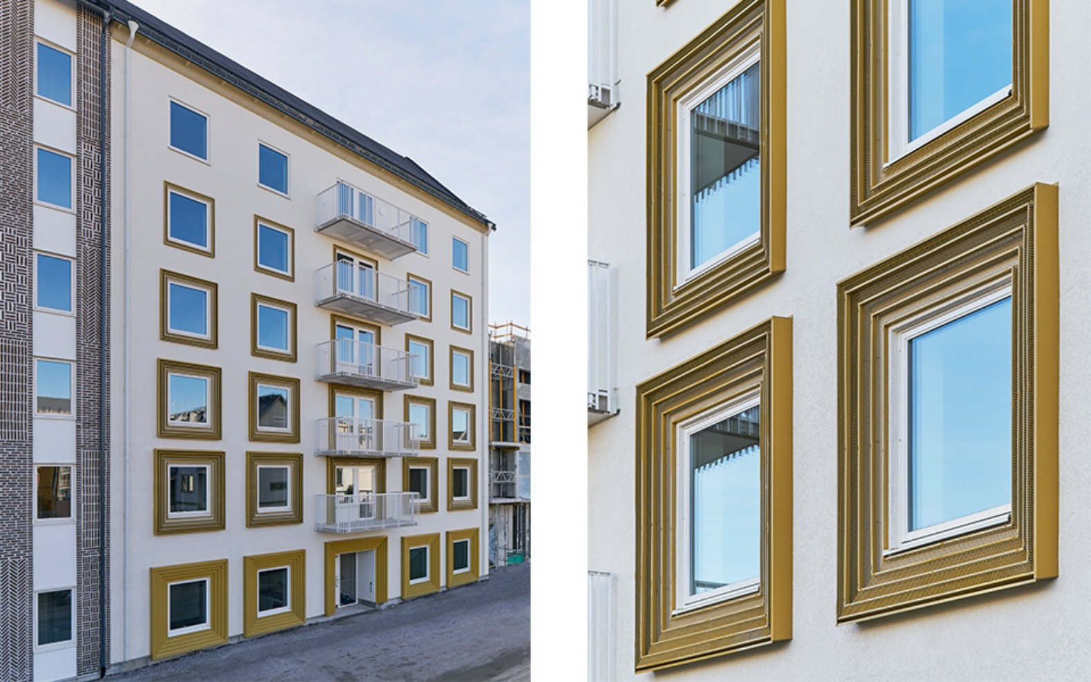 These Solar Powered Apartments In Sweden Generate More