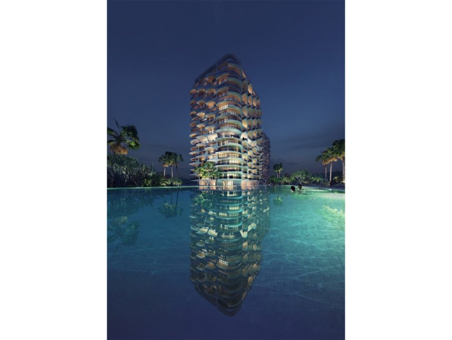 Alai by Zaha Hadid Architects, Alai Riviera Maya, Alai by Gross Max, Alai Yucatan Peninsula, Alai residential development in Mexico, Zaha Hadid Architects and gross max project, Mexico project by Zaha Hadid Architects, Zaha Hadid Architects residences,